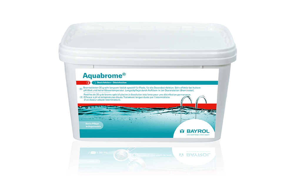 Aquabrome-Bayrol